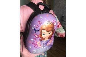 Продаётся детский пластиковый яркий рюкзак / портфель / ранец