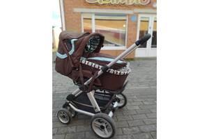 Продам імпортну дитячу коляску алюмінь