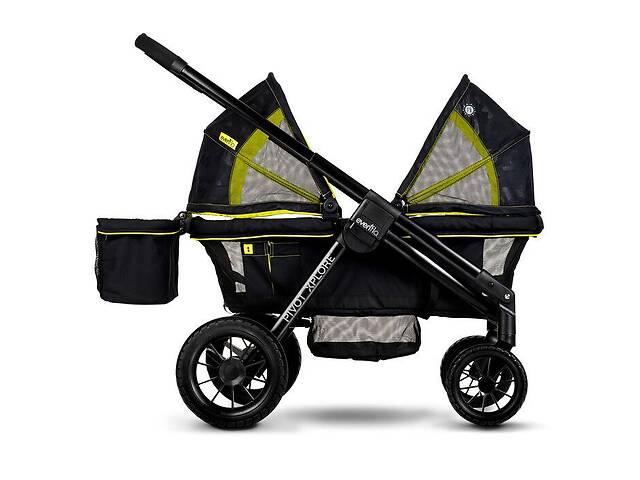 продам Прогулочная коляска Evenflo Pivot Xplore All-Terrain Stroller Wagon - Wayfarer бу в Києві
