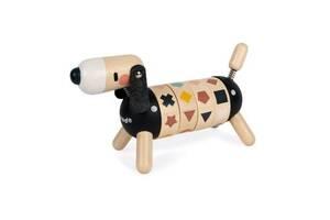 Развивающая игрушка Janod Sweet Cocoon Собачка (J04421)