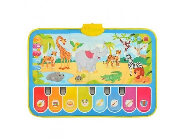 продам Развивающий коврик Зоопарк Limo Toy (M 3676), рус, англ бу в Киеве