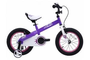 Royal Baby HONEY 14 BMX (фиолетовый)