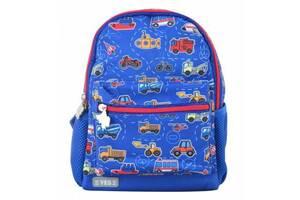 Рюкзак детский Yes K-16 Funny cars (555070)