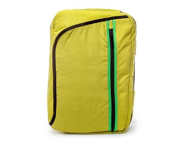 продам Рюкзак женский спортивный BST 320016 29х12х45 см. желтый бу в Киеве