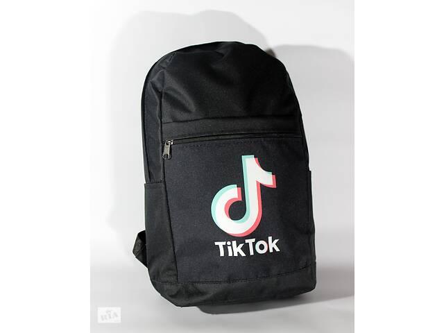 Рюкзак с принтом Тик Ток Tik Tok