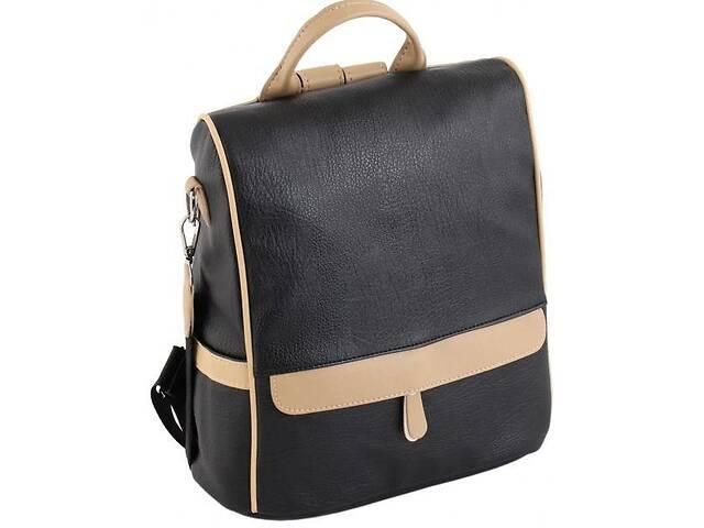 Рюкзак-сумка женская Traum черный 10 л- объявление о продаже  в Киеве