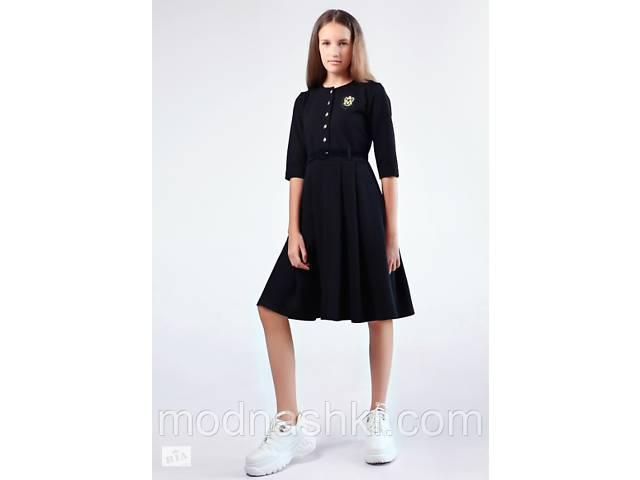 Школьная форма Моне, серое платье в школу р-ры 122,128,134,140,146,152,164 128- объявление о продаже  в Киеве