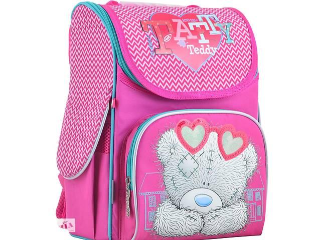 купить бу Школьный рюкзак 1 вересня H-11 MTY rose 555170 12 л Розовый в Киеве
