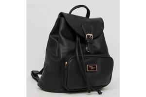 Стильный кожаный (искусственная кожа) женский рюкзак David Jones / Дэвид Джонс