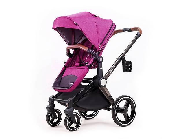 Универсальная коляска 2в1 Ninos Alba Purple- объявление о продаже  в Одессе