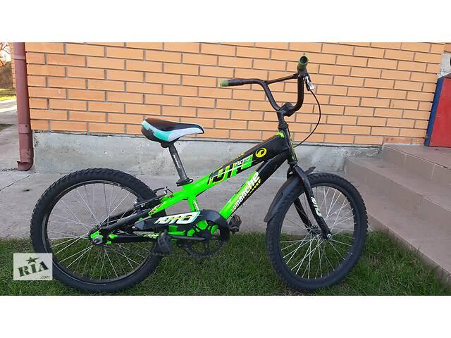 продам Велосипед дитячий Comanche moto 20& quot; бу в Києві