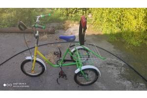 Велосипед для детей- инвалидов