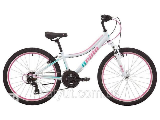 """купить бу Велосипед Pride Lanny 4.2 24"""" 2019, Белый в Дубно"""