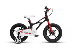 "Велосипед RoyalBaby SPACE SHUTTLE 14 "", OFFICIAL UA, чорний"