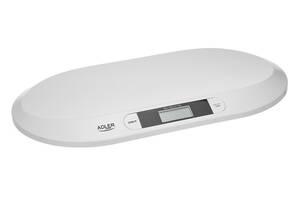 Весы для младенцев новонарожденных детские Adler AD 8139