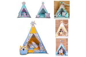 Вигвамы в ассортименте Вигвам. домик, палатка для ребенка, шалаш