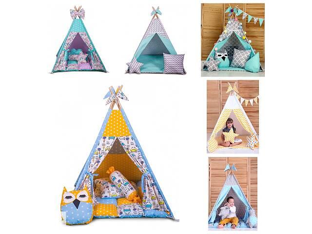 бу Вигвамы в ассортименте Вигвам. домик, палатка для ребенка, шалаш в Одессе