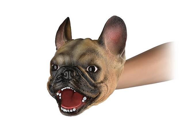 продам Игрушка-перчатка Same Toy Собака Бульдог X321UT бу в Киеве
