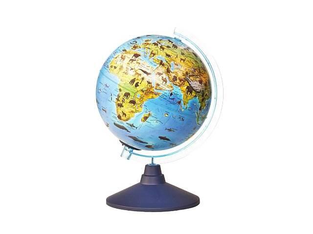 Интерактивная игрушка Alaysky's Globe Глобус зоо-географический с LED подсветкой, Д25см (AG-2534)- объявление о продаже  в Харькове