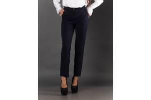 Женские брюки Plus Size в полоску с карманами 2024