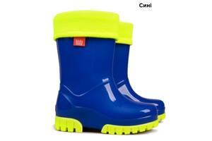 Нові Дитячі гумові чобітки Demar