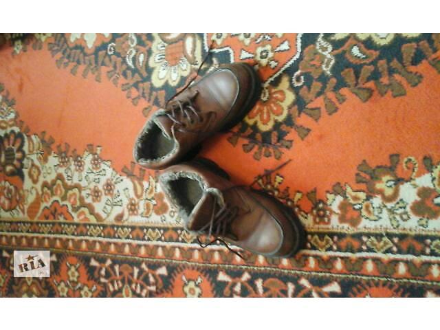 Мужская обувь- объявление о продаже  в Жидачове