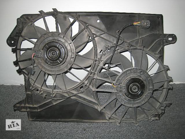 бу Chrysler 300C 300 C Крайслер 300С 2005 - 2010 г. Диффузор с вентиляторами в Киеве