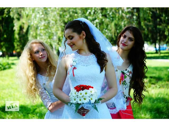 продам Восхитительное свадебное Платье бу в Виннице