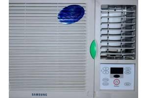 Віконні кондиціонери Samsung