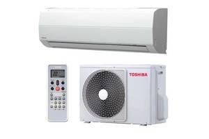 Побутові кондиціонери Toshiba