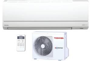 Спліт-системи настінні Toshiba