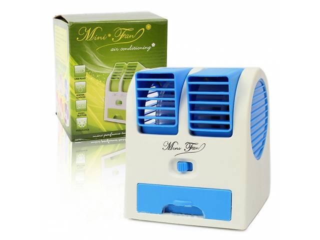 купить бу Мини кондиционер Mini Fan Conditioning Air Cooler SKL11-189185 в Одесі