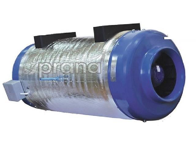 купить бу Prana 340S - рекуператор полупромышленный 1100/1020 куб.м./час. Бесплатная доставка. в Львове