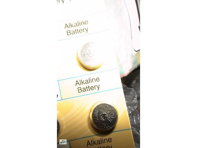 Батарейка GP Батарейки (AG13) GP 1154 (357) (303) (LR44)- объявление о продаже  в Вінниці