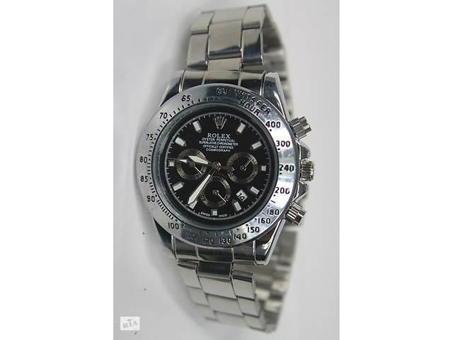 Заказать мужские часы ролекс бу