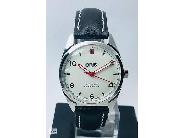 Чоловічі механічні вінтажні годинник Oris швейцарські 80s.03 38 мм-  объявление о продаже в 71a7ca7901b5e