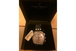 Новые мужские наручные часы Claude Bernard
