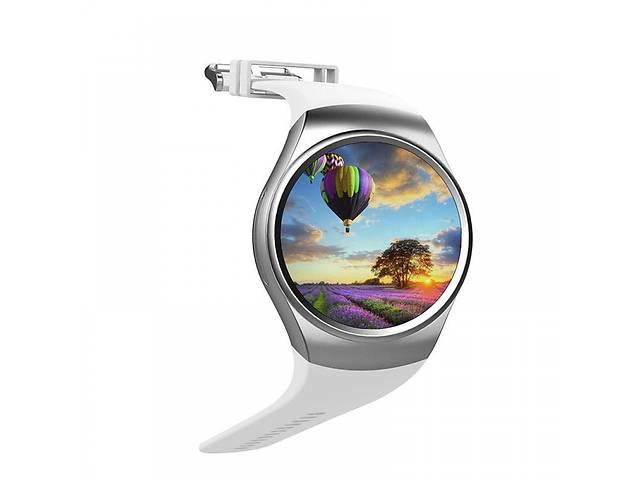купить бу Смарт-часы Smart Watch F13 Silver (KW18) в Киеве