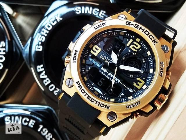 Спортивні чоловічі годинники Casio G-Shock- объявление о продаже в Черкасах 9481f7f95659a