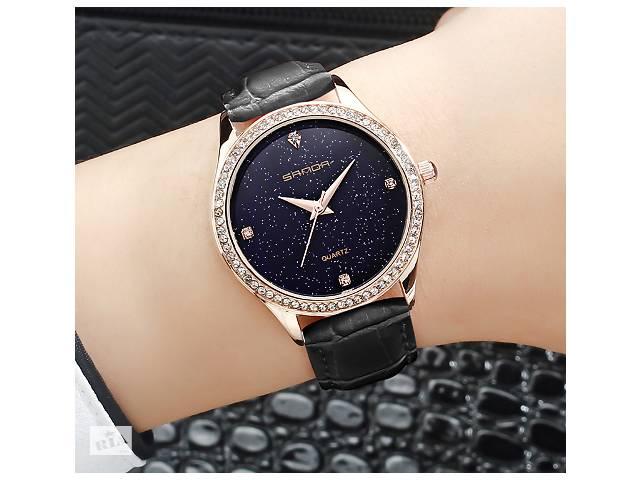 Женские наручные часы 2018 Sanda 214 Black - Годинники в Дубні ... 057b7febf531b