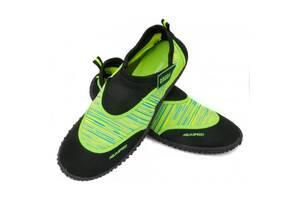 Аквашузы детские Aqua Speed 2B 28 Зеленые (aqs309)