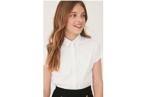 Белая блузка Next в школу
