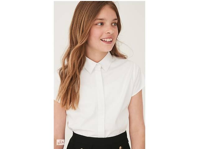 Белая блузка Next в школу- объявление о продаже  в Одессе