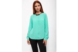 Блуза женская 115R170-2 цвет Мятный