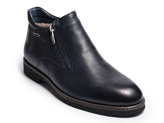бу Ботинки BOSS VICTORI 41 Черные (S03205M-384-ZM032-41)  в Украине