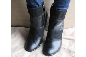 Ботинки высокие ecco shape 75 268663 оригинал натуральная кожа и нубук