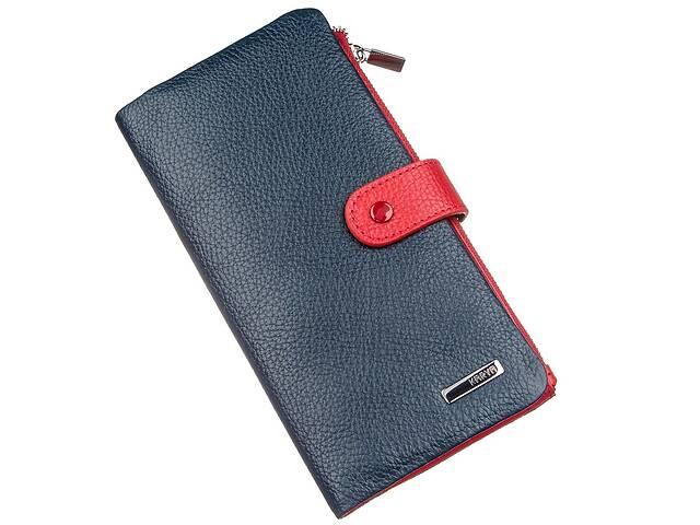 продам Бумажник вертикальный для мобильного телефона KARYA  Синий KRY17406 бу в Киеве