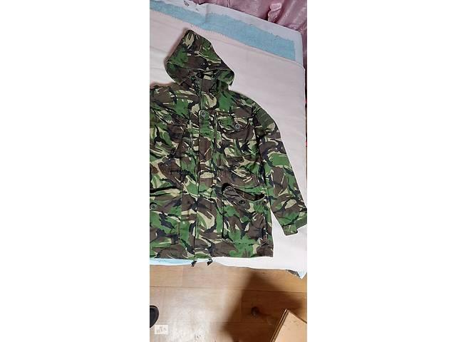 купить бу Бушлат накидка військова DPM британія куртка в Дрогобыче