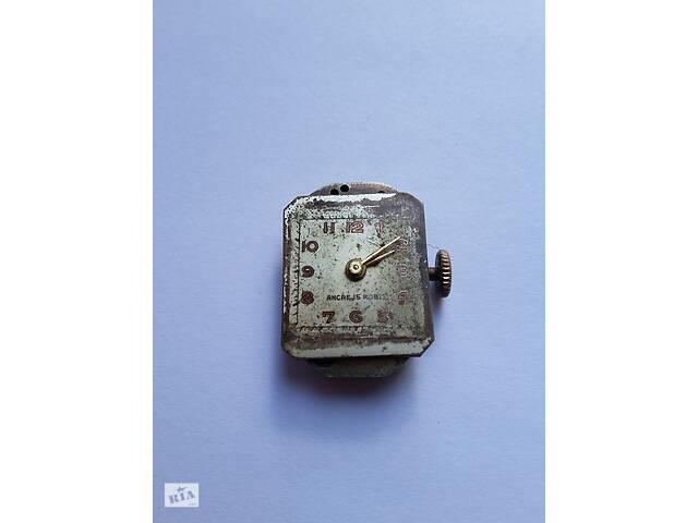 купить бу часовой механизм Ancre 15 Rubis, Швейцария в Днепре (Днепропетровск)