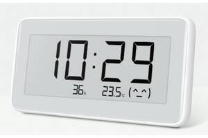 Часы Mi home Mijia Temperature And Humidity Electronic Watch